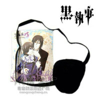Costum Hallowen Baju Pesta EYEPATCH COSPLAY BLACK
