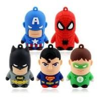 Flash Disk USB karakter 4 GB superhero