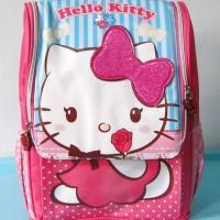 Jual Tas Ransel Sekolah Anak TK Jepang HELLO KITTY Murah