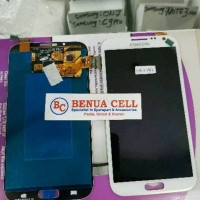 LCD 1SET SAMSUNG N7100 GALAXY NOTE 2 ORI READY WHITE