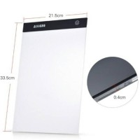 A4 LED Table Pad Portable Light Box Tracing Copy Board