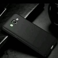 Case Samsung Galaxy j710 Slim fit matte tpu silicone full black