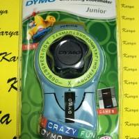 Mesin Dymo Junior Mesin label emboss Dymo Junior