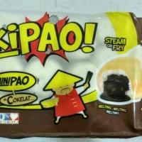 bapao/bakpao mini instant cemilan instant murah meriah
