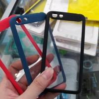 galeno pixel transparant akrilik case for oppo a71