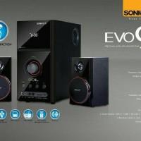 SPEAKER SONIC GEAR EVO 9 BLUETOOTH USB SDCARD RADIO KARAOKE ORIGINAL