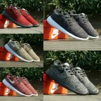 Nike Roshe Run Cordora Size 39-43 Sepatu Pria Olahraga Running Sneaker