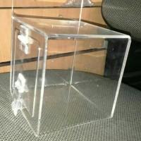 Acrylik Kotak AMAL MINI