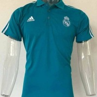 Jual Polo Shirt Real Madrid Tosca 17/18 Grade Ori Murah