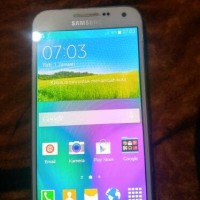 Samsung E5 second white