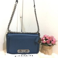 Tas Coach Original / Coach Swagger Shoulder Bag Navy