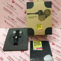 ORIGINAL Basic ie-77 earphone ie77