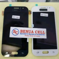 LCD 1SET SAMSUNG J110 GALAXY J1ACE ORI READY BLACK WHITE