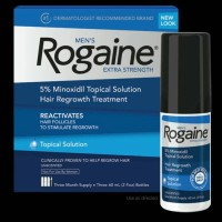 Rogaine Extra Strenght Liquid 5% Minoxidil