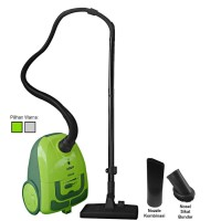 VACUUM CLEANER AQUA 2 LITER 300-1000 WATT ACE-880 / PUTIH ORI (SNI)