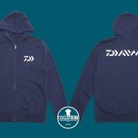 Jaket Hoodie Zipper Daiwa Team Daiwa - 313 Clothing