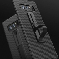 Samsung Note 8 Carbon Case with i-Ring