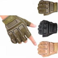 Jual Sarung Tangan Gloves Half Finger Motor Cycling Hiking Oudoor Sepeda Murah