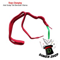 Rope Changing | Alat Sulap | Sulap Tali Berubah Warna | Dimen Shop