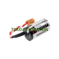 OMRON Baterai CPM2A-BAT01 CPM2ABAT01 3.6V CPM2A CQM1H Lithium Battery