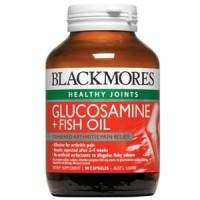 Jual Blackmores Glucosamine + Fish Oil - 90 kapsul Murah