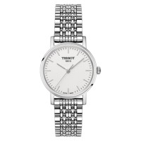 TISSOT T-Classic Everytime Small Silver Dial Stainless Steel T109.210.