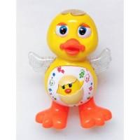 Dancing duck / mainan edukasi anak bebek menari / mainan anak