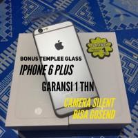 harga Iphone 6 Plus 16gb Warna Grey Dan Silver Jaminan Original Garansi 1 Th Tokopedia.com
