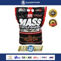 Elite Labs Bpom 20 Lbs Elitelabs Muscle Mass Gainer FREE SUPLEMEN