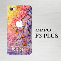 Casing Hardcase HP Oppo F3 Plus After The Dark X3895
