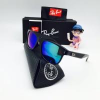 Kacamata Polarized Rayban Ray-Ban Wayfarer Classic Hitam Toska