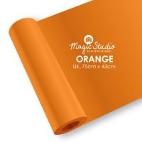 Background Studio Foto Mini Warna Orange Uk.75 x 43