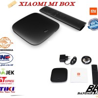 Jual Xiaomi Mi Box 3 Hezi 4K Ultra HD Set Top Box ( International Version ) Murah
