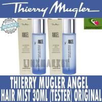 THIERRY MUGLER ANGEL HAIR MIST 30ML ORIGINAL KARDUS TESTER PUTIH