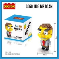 Mainan Lego Chogo Block Mr. Bean (1109) - Metafora Store