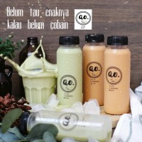 Jual THAI TEA dan GREEN TEA Murah