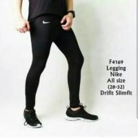 celana legging leging pria wanita senam olahraga gym futsal