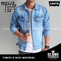 Harga alone pick jaket pria jaket jeans jaket denim jaket | Pembandingharga.com