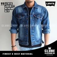 Harga alone pick jaket pria jaket jeans jaket denim jaket levis | Pembandingharga.com