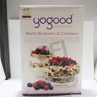 Yogood Gourmet Muesli (Blissful Blueberry & Cranberry)