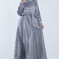 Discount Muslimah Fashion Baju Cewek Gamis Cantik Bahan Jaguar Glitte