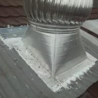 "Cyclone ventilator turbine 24"" Stainless steel teknologi jepang"