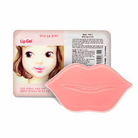 Murah CHERRY LIP GEL PATCH ETUDE cherry lips mask. Masker bibir cherry