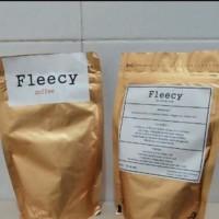 Harga promo produk kecantikan fleecy face body scrub 200 gr | antitipu.com