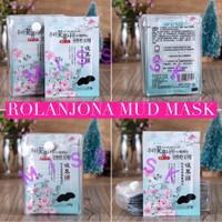 Harga promo produk kecantikan rolanjona flower mud mask masker lumpur | antitipu.com