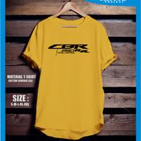 Kaos All New Honda CBR 250 RR Logo (Total Control) Murah
