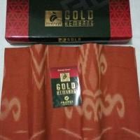 Jual Sarung Mangga Gold Kembang Murah