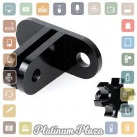 TMC Aluminium Tripod Camera Mount Adapter for Xiaomi Yi `62ATWE- Black