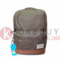 Tas Merk Bodypack 2806 WARNA BROWN R.L.T Paris /Ransel/backpack
