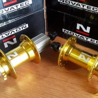 Hub Freehub Novatec D041SB / D042SB Gold 11 Speed